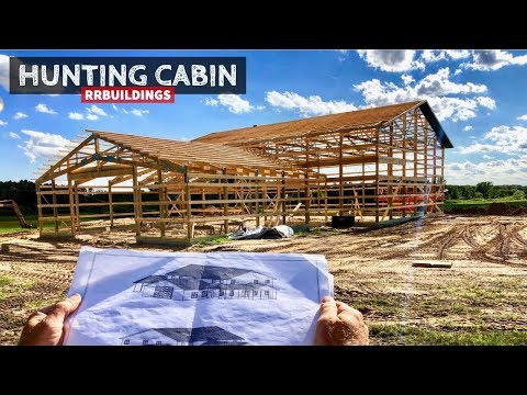 Building A Hunting Cabin