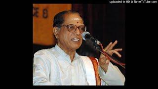 TR Subramaniam - Padmanabha charanayugam