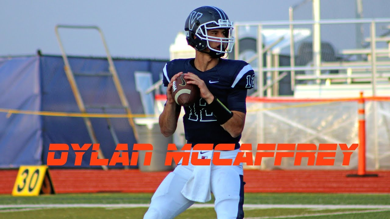 3fa38cc08 Dylan McCaffrey | # 1 HIGH SCHOOL QB IN THE NATION | HIGHLIGHTS ...