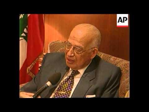 Lebanon/Israel - Update on situation
