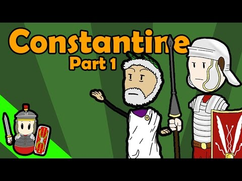 Constantine - 1 The Birth of a Legend - Animated History of Constantine