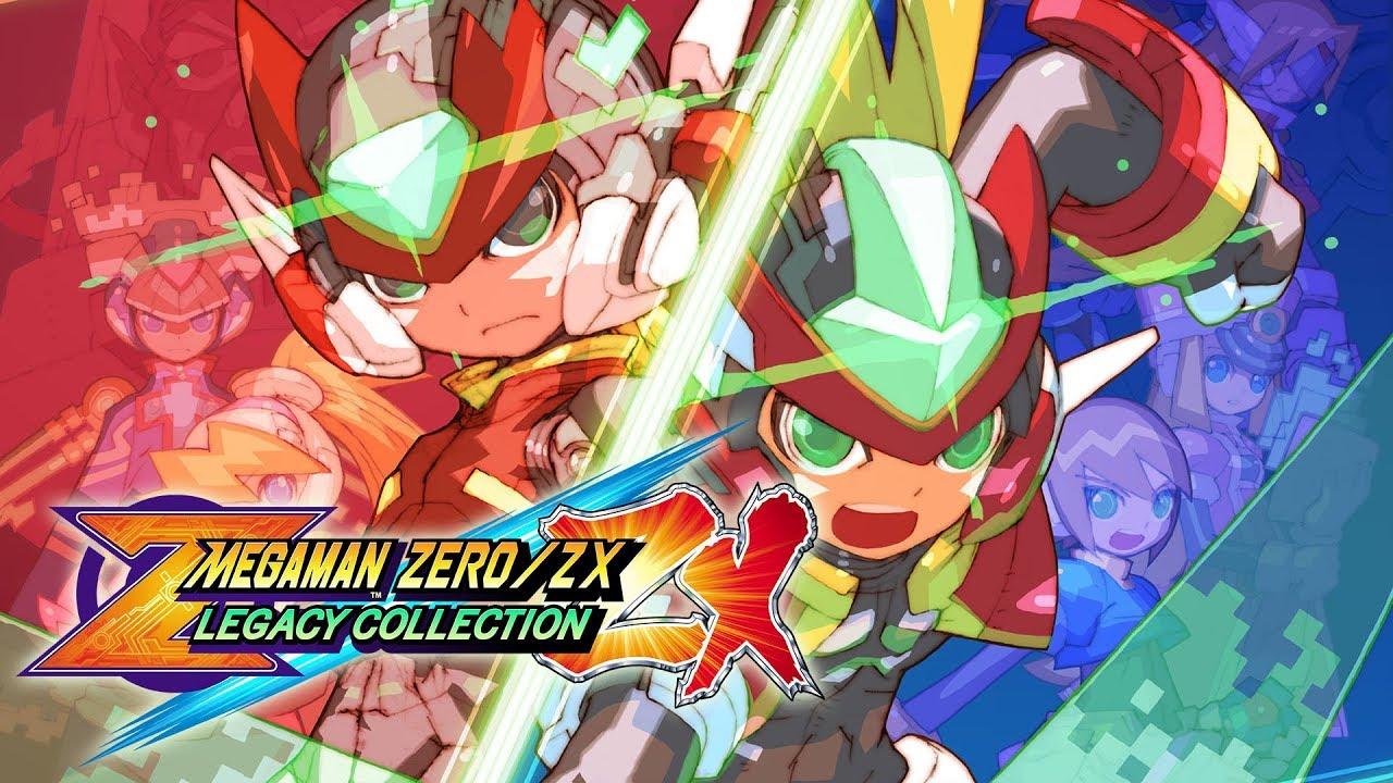 Η Mega Man Zero/ZX Legacy Collection θα έχει και τα 6 παιχνίδια στο ίδιο cartridge
