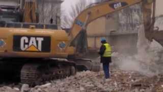 Промышленный демонтаж зданий и сооружений.(, 2014-01-15T10:19:43.000Z)