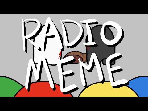 RADIO // Among Us Animation Meme