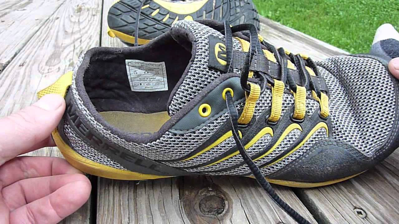 Minimalist Trail Running Shoes Review - YouTube