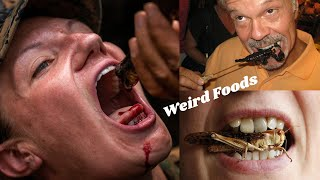 Weird Food: more than 60 Strange Foods From Around the World