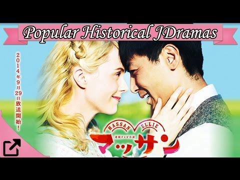 Top 20 Popular Historical Japanese Dramas