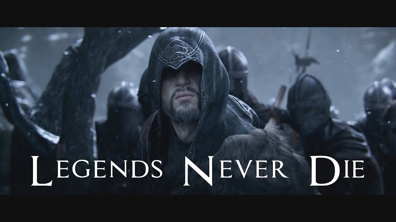 Legends Never Die | Ezio Auditore | Assassin's Creed | GMV thumbnail