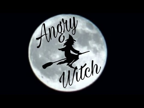Announcing the Angry Witch channel