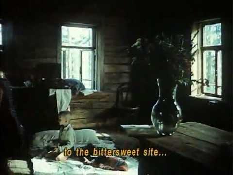 Tarkovsky the mirror tribute childhood dream hq youtube for Miroir tarkovski