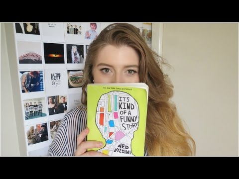 It's Kind of a Funny Story   Book Review (Spoiler Free)