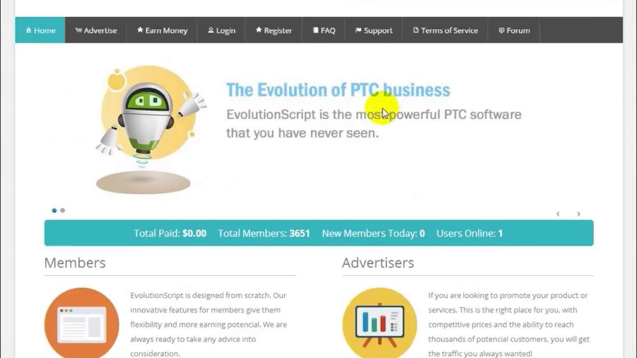 Free Download PTC evolution script all version (v5 1, v5 2, v5 3)