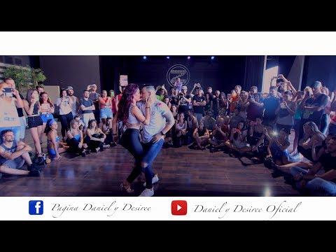 DANIEL Y DESIREE - Daniel Santacruz feat Grupo Extra - Volvieron A Darme Las 6