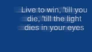 Live to Win Lyrics!!!