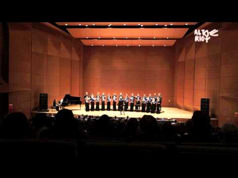 Eric Whitacre Singers Cover Depeche Mode's Enjoy The Silence