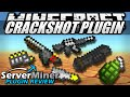 How to make guns in Minecraft with CRACKSHOT Plugin