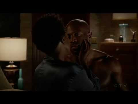 Billy Brown kiss  1   How to Get Away With Murder 16
