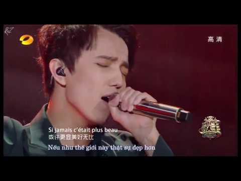 [Vietsub] Tôi là ca sĩ 5   Lời kêu cứu của một người Trái Đất tuyệt vọng - Dimash  The Singer 2017