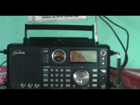 15335 kHz China Radio International in Russian (Shortwave 19 meters band)