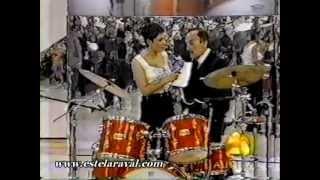 1995-ESTELA RAVAL - TV España - programa Sorpresa sorpresa