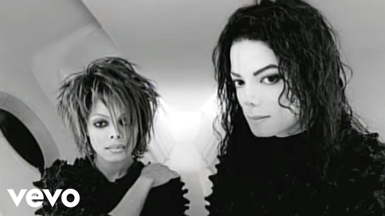 Michael Jackson, Janet Jackson - Scream (Official Video ...