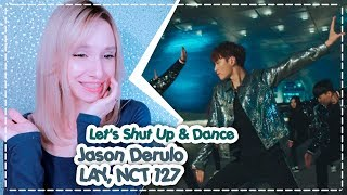 Jason Derulo Lay Nct 127 LET 39 S SHUT UP DANCE REACTION РЕАКЦИЯ KPOP ARI RANG.mp3