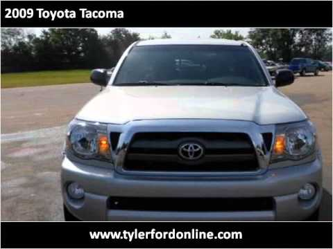 2009 Toyota Tacoma Used Cars Fort Smith AR