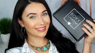 BOXYCHARM UNBOXING + TESTING PRODUCTS | September 2017