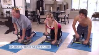 das Original aus der TV-Werbung Wonder Core Ganzk/örpertrainer Fitnessger/ät