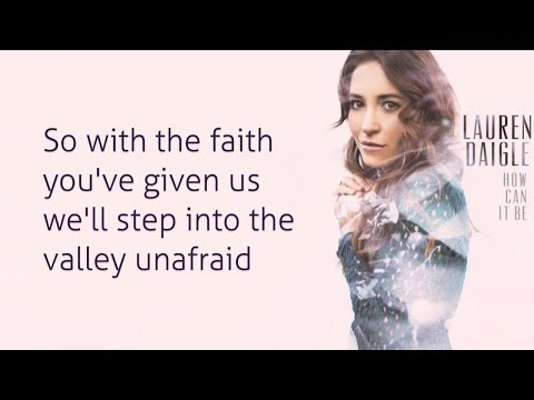 Come Alive (Dry Bones) (Lyric Video) - Lauren Daigle
