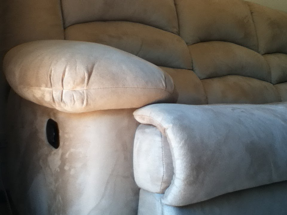 How to Fix a Reclining Lounge Chair  DIY Recliner Repair