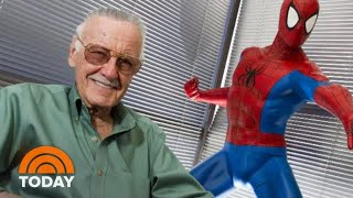 Stan Lee: Look Back On The Life Of The Marvel Comics Legend | TODAY