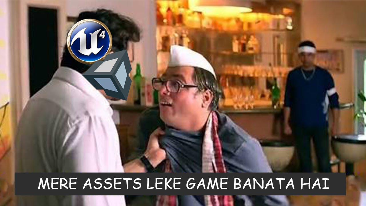 Is Using Assets To Make Games A Bad Practice? Hindi