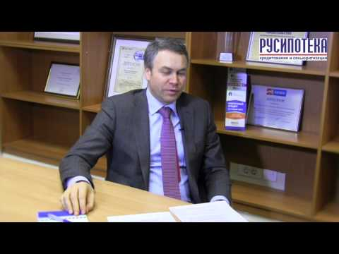 Ипотека в России. Николай Шитов в проекте «Люди Ипотеки»