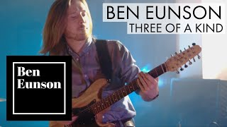 Ben Eunson Three Of A Kind