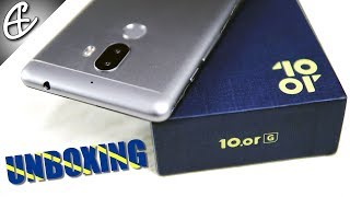 10.or G / Tenor G Unboxing - Redmi Note 4 Killer? (Snapdragon 626 | Dual Camera | Stock Android )
