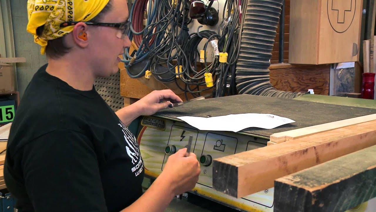 Apprenticeship Manitoba - Aubrey Doerksen - Cabinetmaking - YouTube