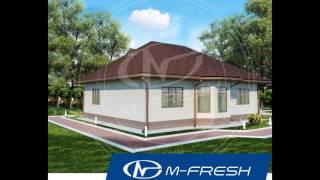 M-fresh Legend (Свежий проект 1-этажного дома с 4 комнатами!)(, 2016-11-02T08:38:30.000Z)