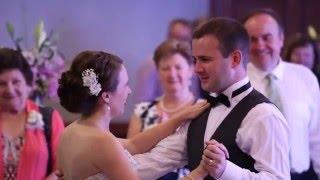 Скачать Daniel Amp Emma Spada 39 S First Dance Emily Hackett Take My Hand The Wedding Song
