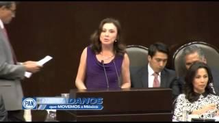 Dip Beatriz Zavala Peniche intervención 23 04 2014