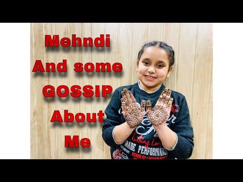 Mehndi and gossip | Gursirat cheema