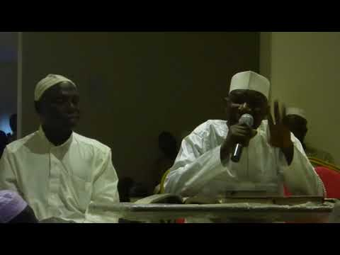 Islamic Lecture By Shiekh Muyhdeen Ajani Bello At Mecca To All Oyo State Hajj Pilgrim 2017