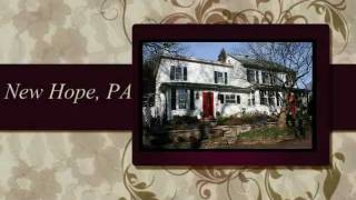 Vintage Stone Cottage in New Hope PA