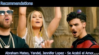 TOP 10 LATIN SONGS  (APRIL 28, 2018)