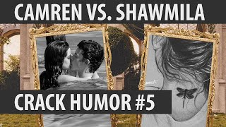 Download Shawmila vs. Camren Crack Humor #5 || Who is ROMANCE about? Mp3 and Videos
