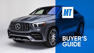 homepage tile video photo for 2021 Mercedes-AMG GLE53 Coupe Review   MotorTrend Buyer's Guide