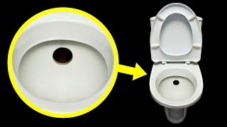 Why Toilets Don't Have an Overflow Hole