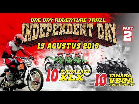 Independent Day 2 Adventure Trail Jember Indonesia