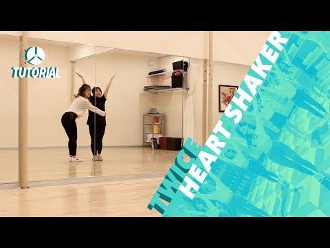 [TUTORIAL] TWICE (트와이스) - HEART SHAKER   Dance Tutorial by 2KSQUAD