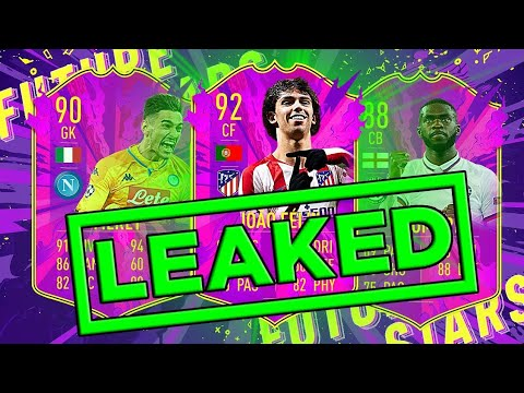 FIFA 20 - 7 FUTURE STAR CARDS LEAKED & POTENTIAL NEW FLASHBACK/PLAYER MOMENTS CARDS!